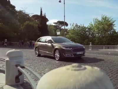 Essai Ford Mondeo Vignale