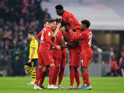 Bayern Munich-Borussia Dortmund : la démonstration bavaroise en vidéo !