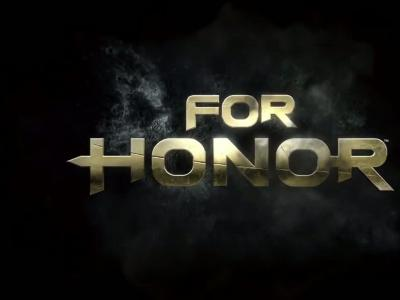 For Honor : le trailer de lancement (VOST)