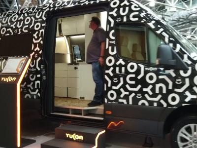 Camping-car Frankia Yucon 7.0 Lounge : découverte du fourgon allemand avec toilettes rétractables