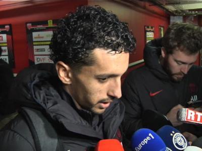 """12e j. - Marquinhos : """"Les Dijonnais ont joué comme des héros"""""""