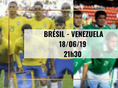 Copa America 2019 : le calendrier du groupe A