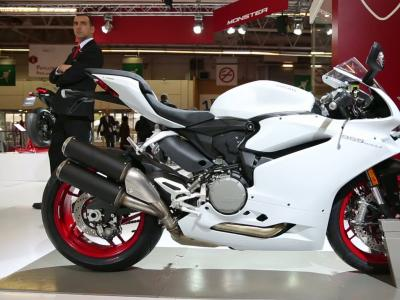 Interview : Ducati 959 Panigale