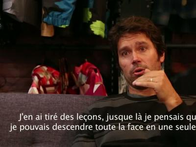 Jeremy Jones repousse les limites
