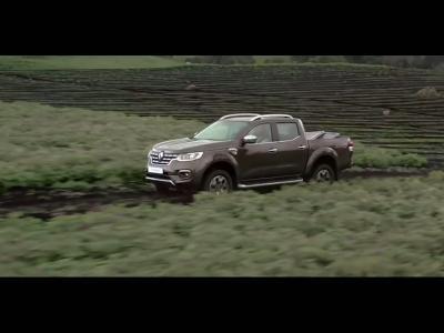 Renault Alaskan : et maintenant le modèle de série