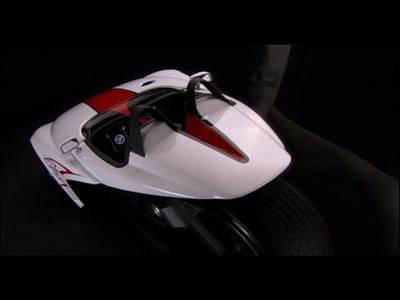 Concept Car Peugeot 20CUP