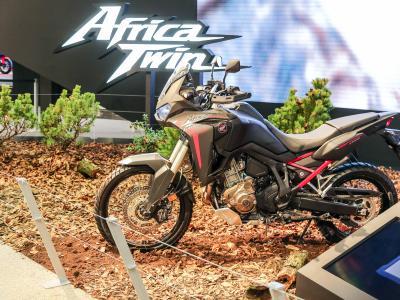Honda Africa Twin : le nouveau trail en vidéo