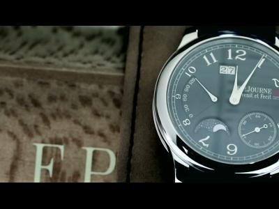 F.P Journe, les montres du 50e anniversaire des relations France-Chine