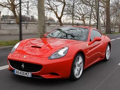 Envie de louer une Ferrari ?