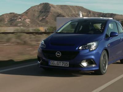 Essai Opel Corsa OPC
