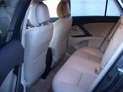 Essai nouvelle Toyota Avensis SW 2.0 D-4D 126