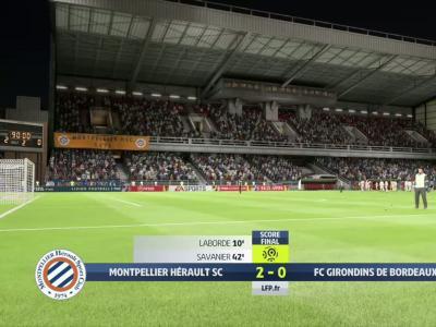 MHSC - Bordeaux : notre simulation FIFA 20 (L1 - 35e journée)