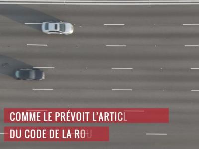 Rouler trop lentement sur autoroute : quelle amende risquez-vous ?