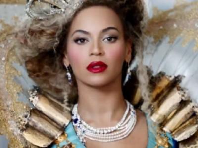 Beyonce en tournée royale très glamour chic !