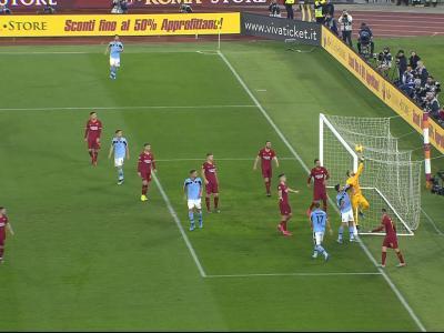 Serie A : Le but gag encaissé par la Roma