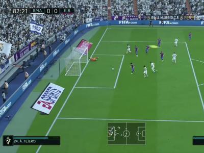 Liga : Real Madrid - Eibar, notre simulation FIFA 20