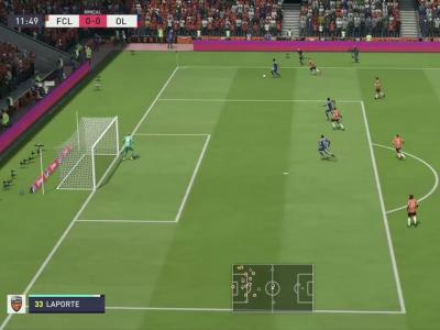 FC Lorient - OL : notre simulation FIFA 20 (L1 - 5e journée)