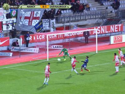 Ligue 2 : les buts de la soirée de la 18e journée !