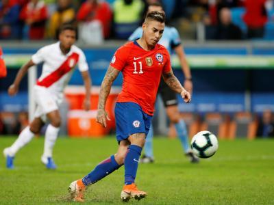Copa America - Chili - Pérou : Vargas manque sa panenka !
