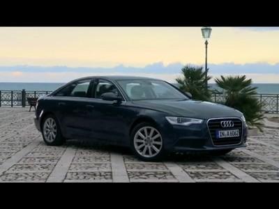 Essai Audi A6 2.0 TDi 177 ch