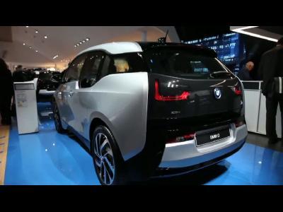 Francfort 2013 - BMW i3