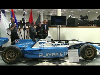 Indianapolis : Jacques Villeneuve de retour sur le brickyard