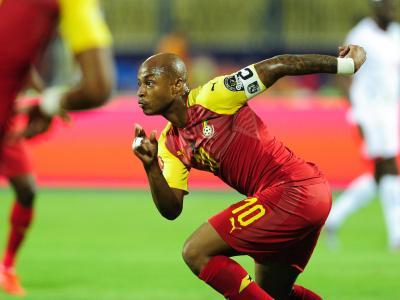 CAN 2019 La belle égalisation d'André Ayew pour le Ghana en vidéo