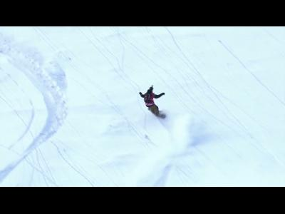 Freeride World Tour 2014 Etape 1 – Courmayeur