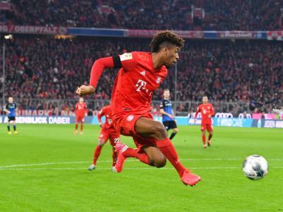 Bayern Munich : Kingsley Coman en pleine forme pour l'EURO 2020 ?