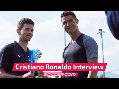 Juventus : Cristiano Ronaldo dévoile les origines de sa célébration !