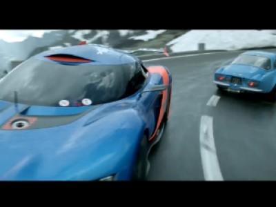 Renault Alpine A110-50, le Film