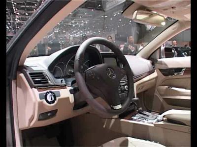 Reportage Mercedes Classe E Coupé