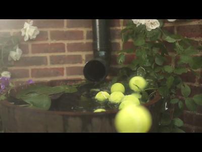 Wimbledon passe au relief