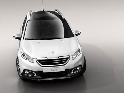 Le Peugeot 2008 en vidéo
