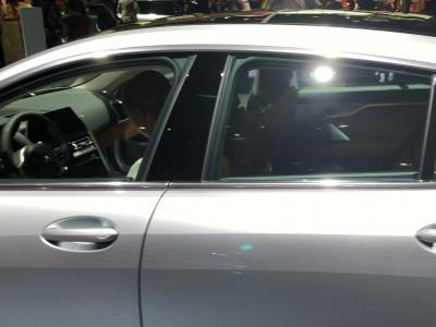 BMW Série 8 Gran Coupé : notre vidéo au Salon de Francfort