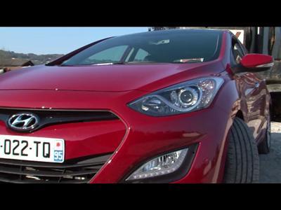 Essai Hyundai i30 1.6 CRDi 128 ch Premium