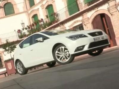 Essai Seat Leon 3 1.6 TDI 105 DSG Style