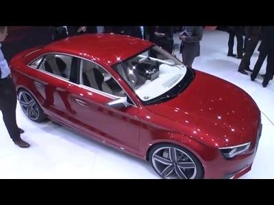 Genève 2011 : Audi A3 Concept