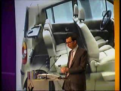 Présentation Renault Modus