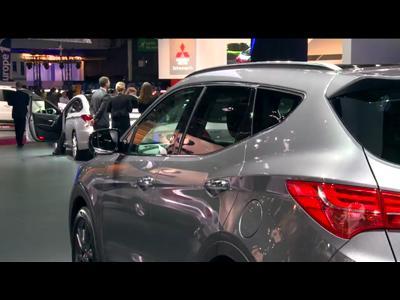 Hyundai Santa Fe - Mondial 2012