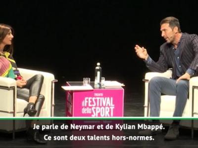 PSG - Buffon voit en Neymar et Mbappé deux futurs lauréats du Ballon d'Or
