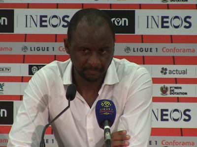 """OGC Nice : """"Dolberg un grand joueur, un buteur"""""""