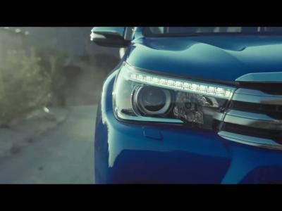 Toyota Hilux 2015 : outil d'automne