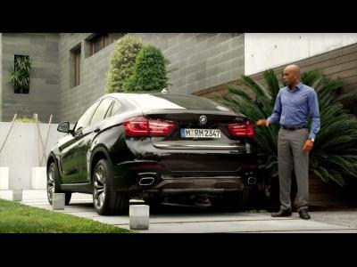 Le nouveau BMW X6 en vidéo