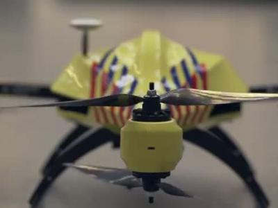 """Le """"drone ambulance"""""""