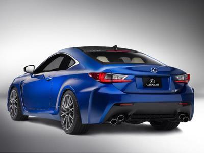 Nouvelle vidéo de l'impressionnante Lexus RC-F