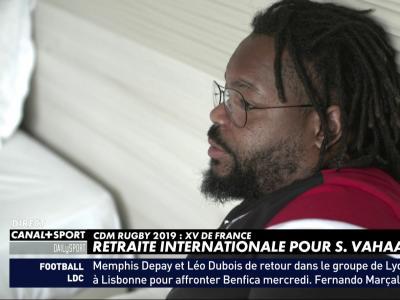 XV de France : Mathieu Bastareaud réagi à la situation de Sébastien Vahaamahina