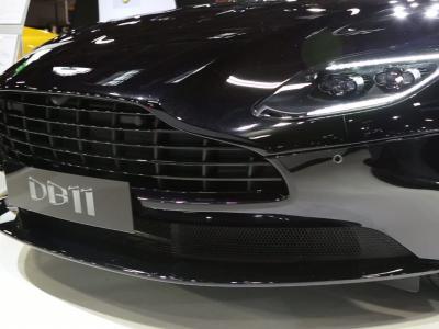Mondial de l'Auto 2018 : l'Aston Martin DB11 en vidéo