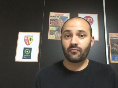 RC Lens : le debrief du match face à l'AS Saint-Etienne