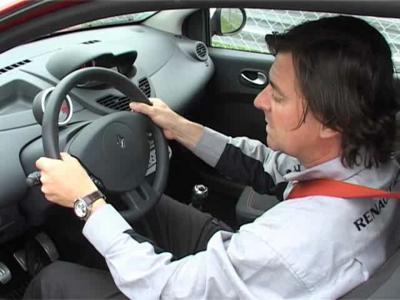 Le stage de pilotage Renault Sport Driving